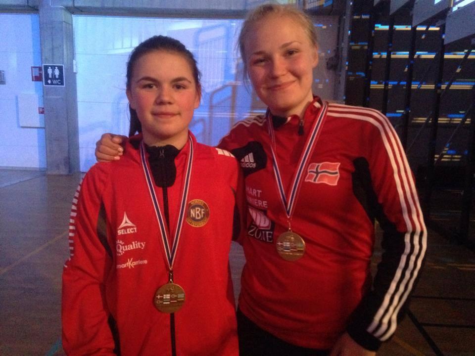 Anna og Kaja